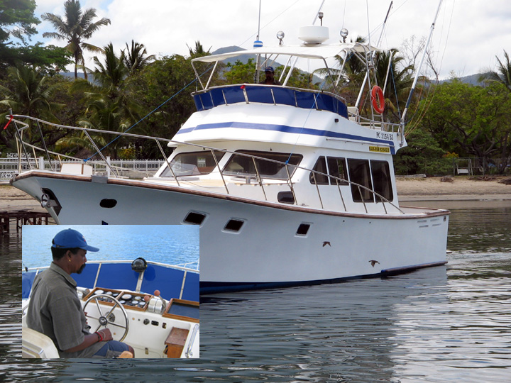 Big game fishing in mauritius bungalow vanille for Boat fishing games
