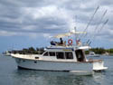 Big Game Fishing Boat, Mauritius