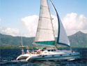 Sunset Cruiser Catamaran near Le Morne