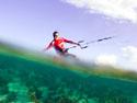 Kite Surfing in Le Morne