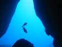 Caverns of the Cathedral diving