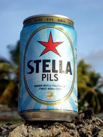 Popular beer in Mauritius