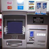 Cashpoint in Flic En Flac