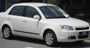 Malaysian car Proton Saga